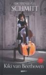 Kiki van Beethoven z płytą CD Schmitt Eric-Emmanuel