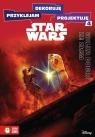 Przyklejam dekoruję projektuję Walka dobra ze złem Star Wars. Sobich-Kamińska Anna
