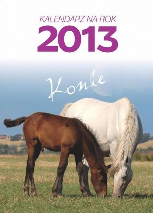 Kalendarz 2013 Konie ,