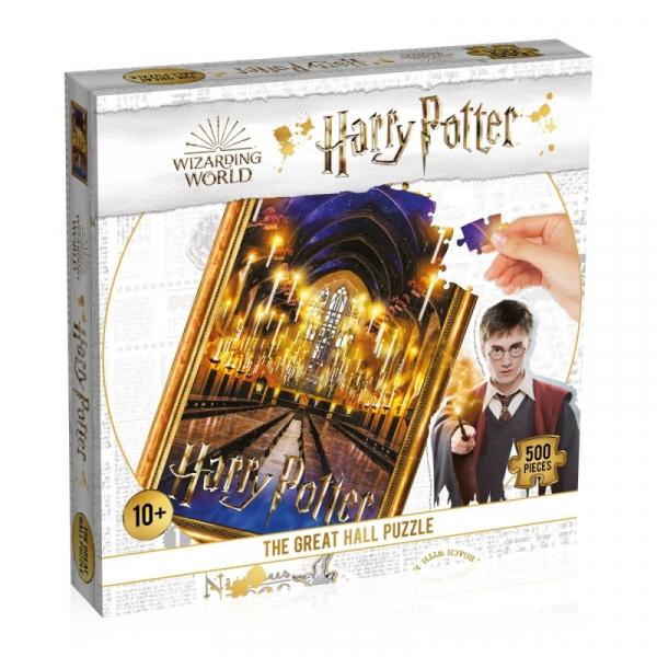 Puzzle Harry Potter Wielka Sala 500 elementów (WM01005-ML1-6)