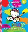 Angielski z Hello Kitty Moje pierwsze słówka Kolory 3+ Ross Joanna