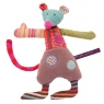 Materialowa myszka La souris