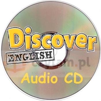 Discover English 3 Class CD (3)