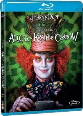 Alicja w Krainie Czarów (Blu-ray)