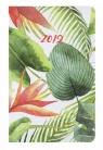 Kalendarz kieszonkowy DI2 2019 Tropikalne liście