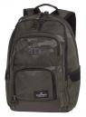 Coolpack - Unit - Plecak szkolny - Camo Olive Green (84427CP)
