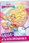 Barbie Dreamtopia Megakolorowanka KOL-1401