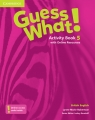 Guess What! 5 Activity Book with Online Resources