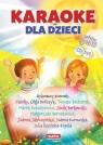 KARAOKE DLA DZIECI + CD + DVD TW