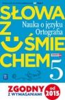 J.Polski SP 5 Słowa z uśmiechem nauka o jęz. podr
