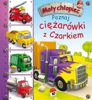 Poznaj ciężarówki z Czarkiem Beaumont Emilie