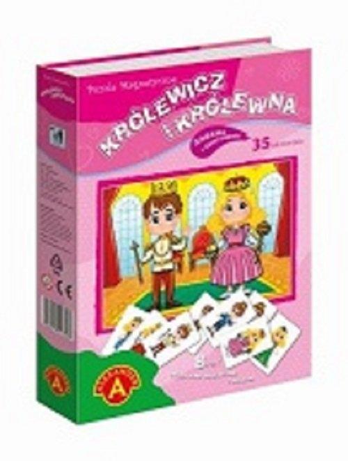 Puzzle Magnetyczne Księżniczki (Uszkodzone opakowanie)