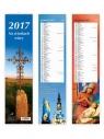 Kalendarz 2017 ścienny - Na ścieżkach wiary