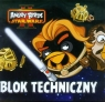 Blok techniczny A4 Angry Birds 10 kartek