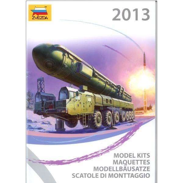 ZVEZDA Historical Wargames 2013