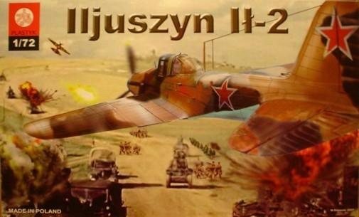 PLASTYK IL-2 Iliuszyn (s-042)