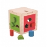 Shape Sorting Cube Sorter dewniany (BB142)