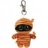 Beanie Boos: Mask - maskotka-brelok pomarańczowa mumia, 8.5cm (35142)