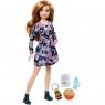 Barbie Opiekunka dziecięca (FHY89)