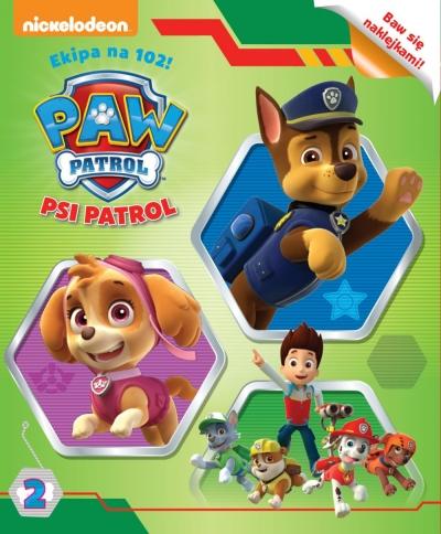 Psi patrol. Ekipa na 102 nr 2