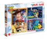 Puzzle SuperColor 3x48: Toy story 4 (25242)