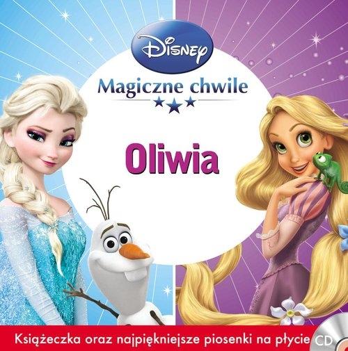 Magiczne chwile Oliwia