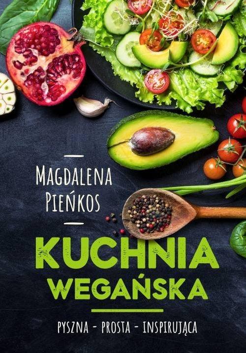 Kuchnia wegańska Pieńkos Magdalena