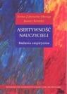 Asertywność nauczycieli. Badania empiryczne Zubrzycka-Maciąg Teresa, Kirenko Janusz
