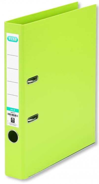 Segregator Elba Pro+ 5 cm jasny zielony
