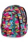 CoolPack - Prime - Plecak młodzieżowy - Wiggly Eyes Pink (B25047)