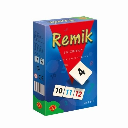 Remik liczbowy mini (1342)