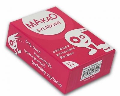Gra karciana - Makao sylabowe