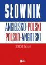 Słownik angielsko-polski polsko-angielski (Uszkodzona okładka)
