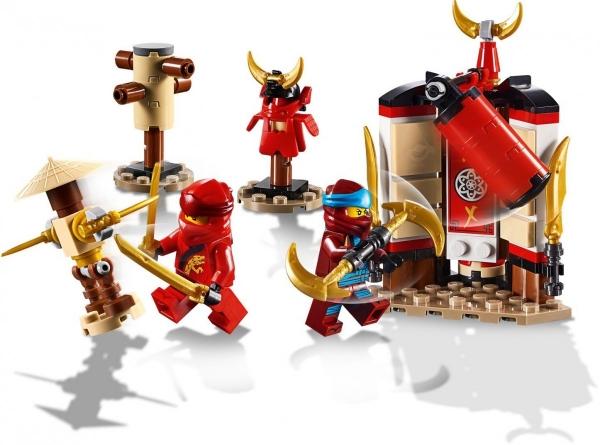 Lego Ninjago: Szkolenie w klasztorze (70680)