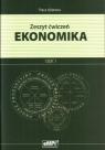 Ekonomika Zeszyt ćwiczeń Część 1
