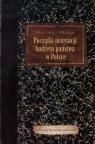 Początki instytucji budżetu państwa w Polsce Pilarczyk Piotr Miłosz