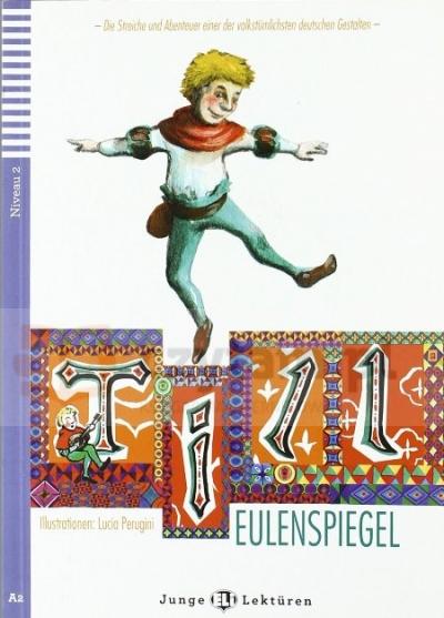 Till eulenspiegel książka +CD Marion Mohr