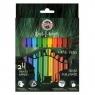 Flamastry Dino 24 kolorów