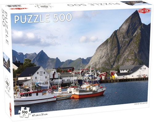 Puzzle 500: View of the Lofoten