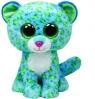 Beanie Boos Leona - niebieski leopard średni