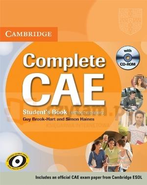 Complete CAE SB+CDROM