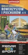 Okolice Wrocławia dla rowerzystów i piechurów 1:60 000