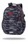 Plecak młodzieżowy CoolPack Factor, Topo Red (C02184)