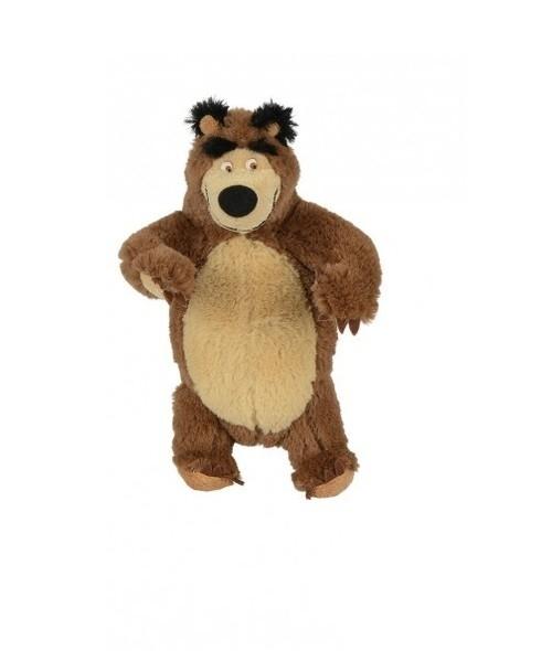 Masza pluszowy Niedźwiedź 25 cm stojący (109301942)