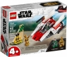 Lego Star Wars: Rebeliancki myśliwiec A-Wing (75247) Wiek: 4+