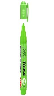 Marker olejny fine - zielony jasny TO-44144
