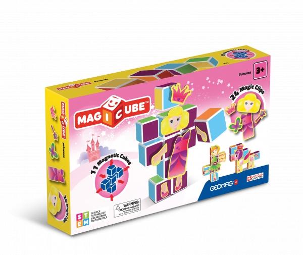 Magicube zestaw - Księżniczka (GEO143)