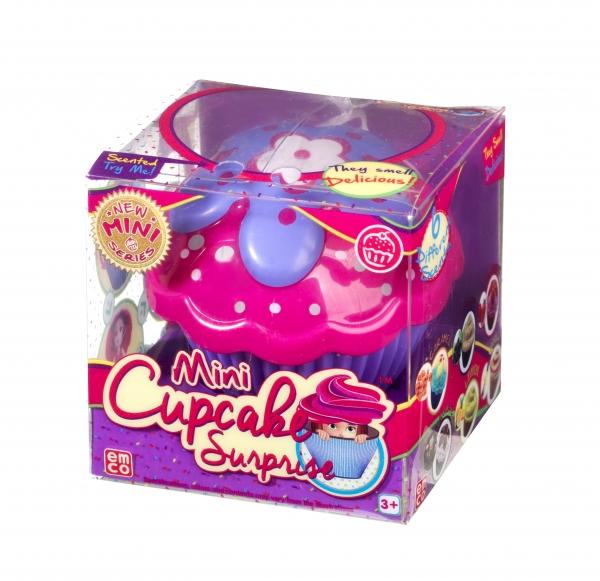 Mini Cupcake - Babeczka z niespodzianką seria 2