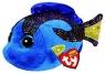 Maskotka Beanie Boos Aqua - Niebieska Ryba 15 cm (TY 37243)