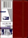 Album Jazz na dowód rejestracyjny brązowy .
